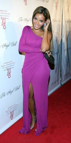 ❤ The dress. (Worn By: Angela Simmons)