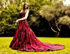 plesové gothic šaty dark 657 - vampire fcd1182b49