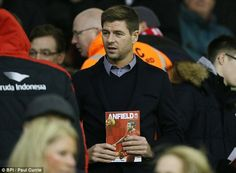 Gerrard has made no secret of his excitement to see Klopp's work at Liverpool up close ...