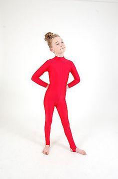 f3a9270a82d9 Starlite Bonnie Dance Catsuit. Long Sleeve