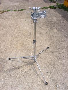 Ludwig Spurlock Hi Hat Cymbal Drum Pedal Stand Vintage A