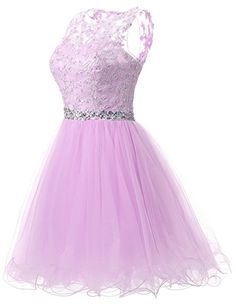 s short tulle beading homecoming dress prom gown