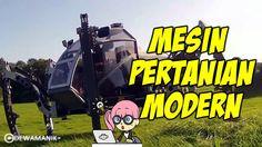 Kumpulan video teknologi mesin peralatan pertanian modern terbaik di seluruh dunia