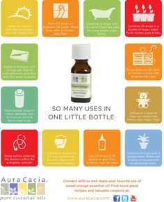I <3 Sweet Orange essential oil - so many uses.