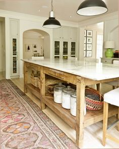 How to Build Farmhouse Kitchen island. Fresh How to Build Farmhouse Kitchen island. Farmhouse Kitchen Island, Kitchen Island Decor, Farmhouse Chic, Kitchen Islands, Farmhouse Table, Kitchen Country, Farmhouse Rugs, Antique Kitchen Island, Kitchen Cabinets