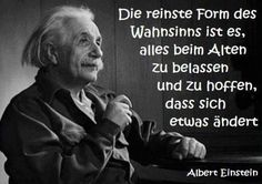 """aber - alles ändert sich eh von selbst immer - via - Pan da Rai !   Einstein hofft, """"da SS""""  sein subjektiv Schmarrn globale  an  zieht  !? Nobelpreis el beeren !                                                                                                                                                      Mehr"""
