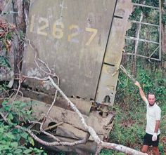 Hidden_Warbirds - Blogged: #Warbirds in the Jungles of New Guinea. #WWII