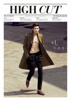 이종석 Lee Jong Suk