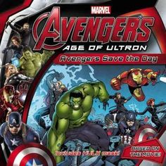 Marvel Avengers Save the Day