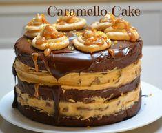 Caramello Cake Recipe