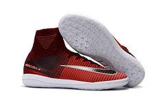 Maroon Red Nike MercurialX Proximo II 2017 Boots  16e117a85b