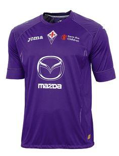 AC Fiorentina Home Kit 2012-13 Joma