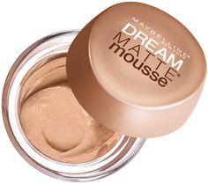 Dream Matte® Mousse #maybelline #foundation