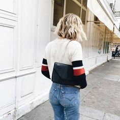 I would love to hear! I know the off duty model look was kinda in, but I'd love to know what you guys are into, fashion wise! Also, links to the...