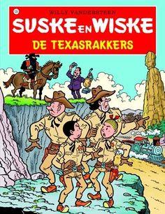 Suske en Wiske. » 125 – De Texasrakkers