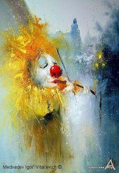 Арбатский клоун