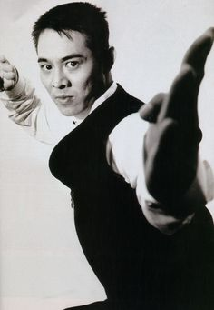 Jet Li from The Forbidden Kingdom