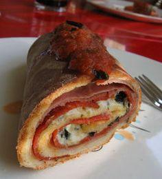 Easy & Amazing Stromboli