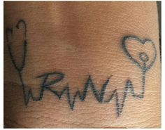 RN tattoo Nurse tattoo