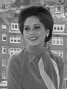 Ratna Sari Dewi Sukarno........... (Naoko Nemoto) (B.1940)......... Businesswoman, Socialite............ Philanthropist,TV Personality........ Wife-IndonesianPresidentSukarno,