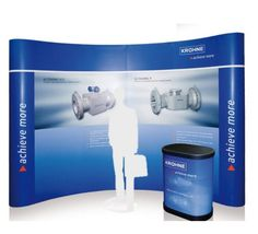 Exhibit design ideas & impression in Trade show events @Dxp Display