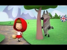 Little Red Riding Hood Kids Story | Bedtime Stories | Children, Preschool, Learn English - YouTube