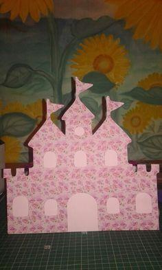 Castelo para colocar doces