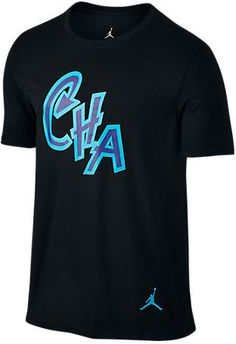 Jordan Men's Air City Collection Charlotte T-Shirt Jordan 2016, Jordans, Charlotte, City, Mens Tops, T Shirt, Collection, Fashion, Supreme T Shirt