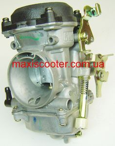 Zuma 50cc Dellorto PHBG 19mm Racing Carburetor Zuma parts www ...