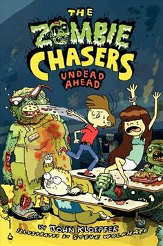 The Zombie Chasers #2: Undead Ahead by John Kloepfer. $4.12. 229 pages. Publisher: HarperCollins; Reprint edition (March 29, 2011). Author: John Kloepfer