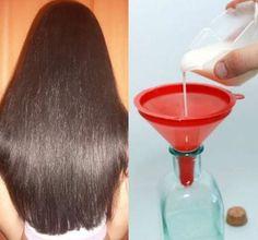Shampoo caseiro para alisar o cabelo sem química: veja como fazer