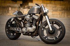 Harley Sportster 'Zephyr' by Bull Cycles | Gear X Head
