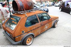 Volkswagen Golf / Rabbit MK1