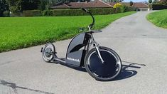 AUTOPED Electric Scooter E-Bike Roller Diggler Kikebike Footbike