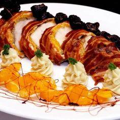 Narancsos pulykamell vörösboros aszalt szilvával Recept képpel - Mindmegette.hu - Receptek