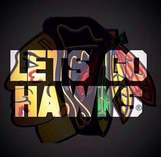 LETS GO HAWKS