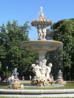 Parque del Retiro.Madrid
