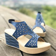 Spring Summer, Wedges, Collection, Shoes, Fashion, Moda, Zapatos, Shoes Outlet, Fashion Styles