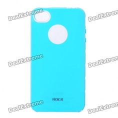 Material: TPU + PC - Personalizes your Iphone with this case - Protects your phone from scratches dust and shock - Suitable for Iphone 4S http://j.mp/1kU14D5