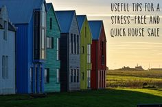 Useful tips for a stress-free and quick house sale