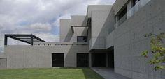 Concrete House | Proyectos | A-cero Estudio de arquitectura y urbanismo