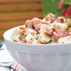 Red Potato Salad - Paula Deen Magazine