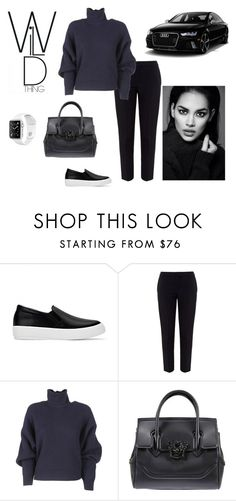 """Без названия #271"" by non-mi-piace ❤ liked on Polyvore featuring Chloé, Balenciaga and Versace"