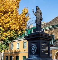 Isisbrunnen | STADTBEKANNT | Das Wiener Online Magazin Online Magazine, Felder, Statue Of Liberty, Travel, City, Autumn, Liberty Statue, Voyage, Viajes