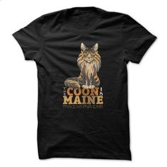 The Coon Is Maine - #vintage shirt #baseball tee. MORE INFO => https://www.sunfrog.com/Pets/The-Coon-Is-Maine.html?68278