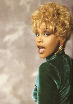 Whitney Houston ... my name is not susan