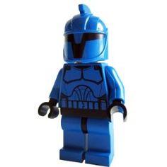 Senate Commando (Clone Wars) - LEGO Star Wars Minifigure $7.39