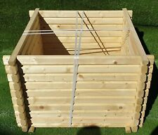 Wooden Planters For Sale Ebay In 2020 Planters For Sale Wooden Planters Large Wooden Planters