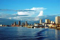 City at the mouth of the Amazon River - Belém, Pará, Brazil