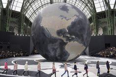Le défilé Chanel automne-hiver 2013-2014